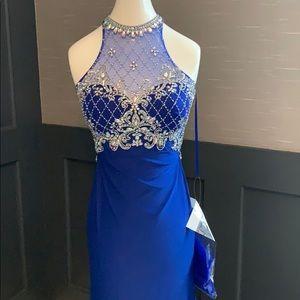 Dancing queen prom dress!!